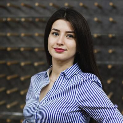 Олена Огороднік